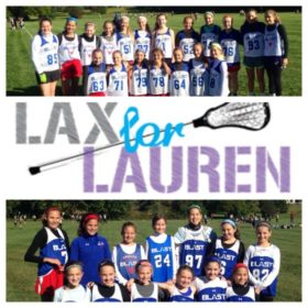 Lax for Lauren Recap – Blast 21 & 22/23