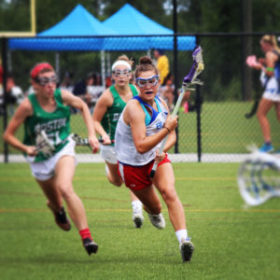 Ally Marino (2018) commits to F&M