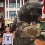 Lindsey Barnes (2019) commits to High Point University