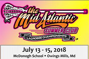 Mid-Atlantic Summer Club Lacrosse Championships