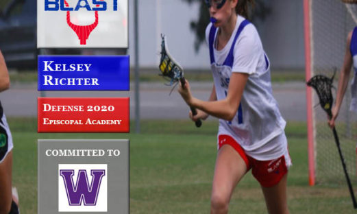Kelsey Richter '20 Commits to Williams!